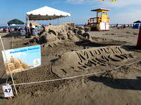 2014 AIA Sandcastle Competition