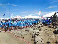 2017 AIA Sandcastle Competition